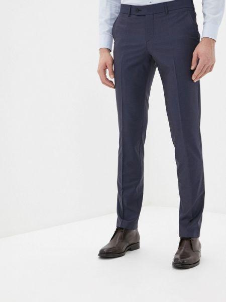 Синие классические брюки Ketroy