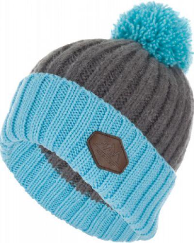 Серая шапка спортивная Ziener