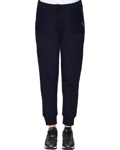 Спортивные брюки синие Luis Trenker