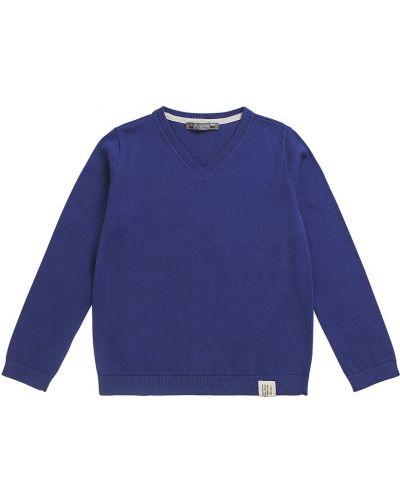 Пуловер синий Bonpoint