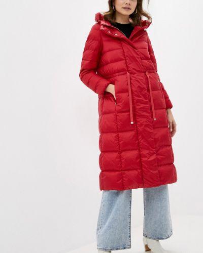 Красная зимняя куртка Geox