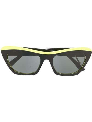 Czarne okulary Acne Studios