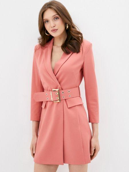 Платье платье-пиджак красный Imperial