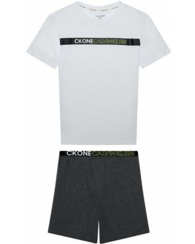 Wielokolorowa piżama Calvin Klein