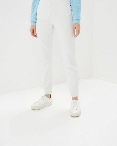 Зауженные джинсы - белые Nice & Chic