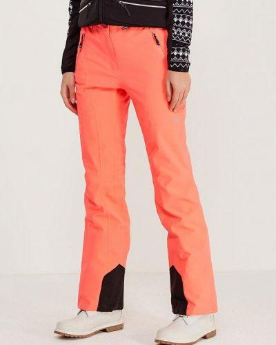Оранжевые брюки горнолыжные Icepeak