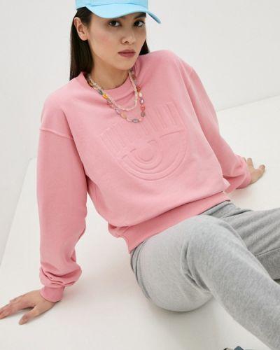 Розовая свитшот Chiara Ferragni Collection
