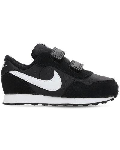 Z paskiem skórzany czarny sneakersy Nike