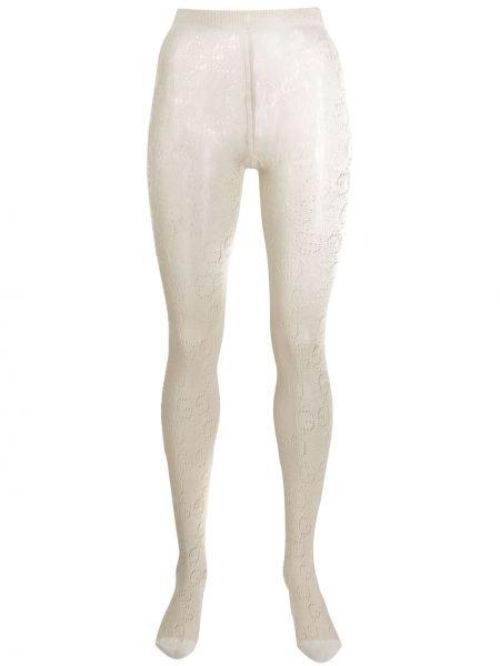 Шерстяные брюки с поясом Gucci