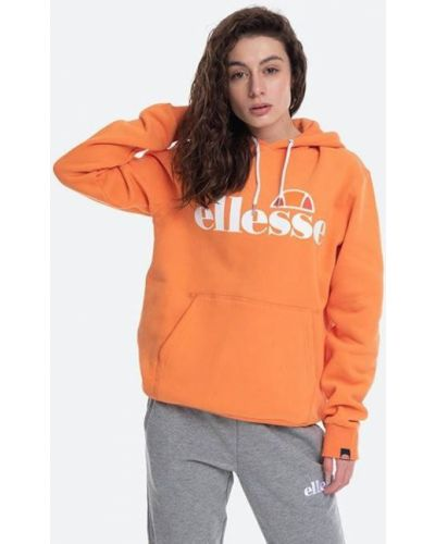 Спортивное худи - оранжевое Ellesse