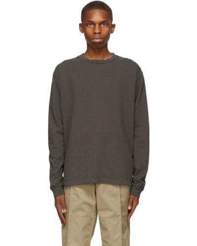 Bawełna z rękawami koszula z mankietami John Elliott