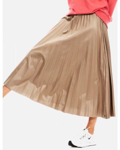 Джинсовая юбка - бежевая Garcia Jeans