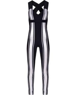 Костюм без рукавов с V-образным вырезом No Ka'oi