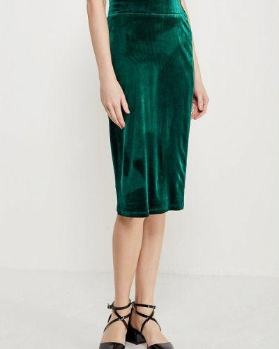 Зеленая юбка весенняя Alina Assi