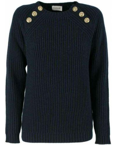 Niebieski sweter Parosh