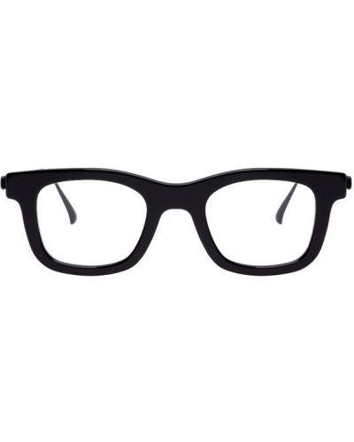 Черные очки квадратные металлические Thierry Lasry