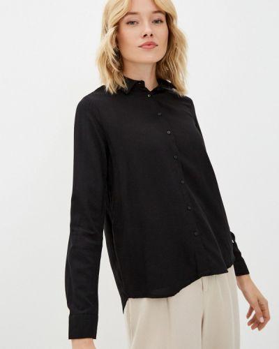 Блузка с длинными рукавами - черная Tiffosi