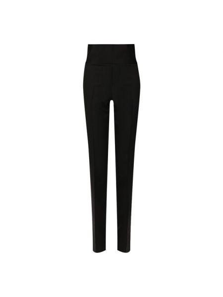 Классические брюки с лампасами шерстяные Tom Ford