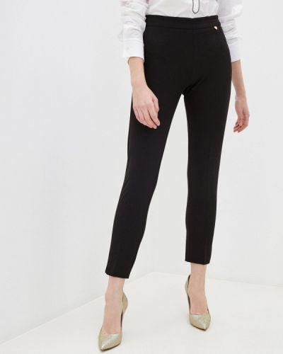 Черные классические брюки Blugirl Folies