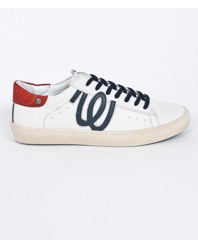 Кроссовки на шнуровке текстильные Wrangler