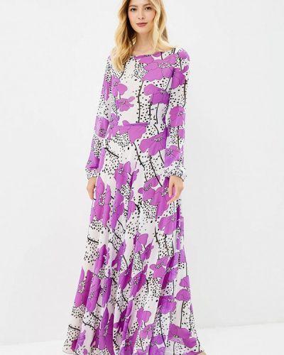 Вечернее платье фиолетовый Irina Vladi