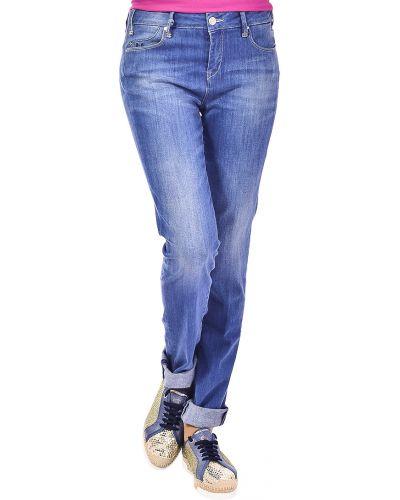 Хлопковые джинсы - синие Sartoria Tramarossa