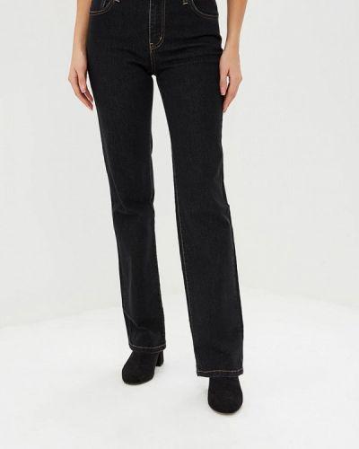 Черные прямые джинсы Dairos