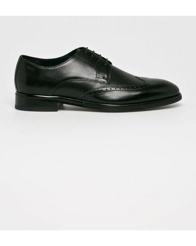 Туфли на шнуровке текстильные Joop!