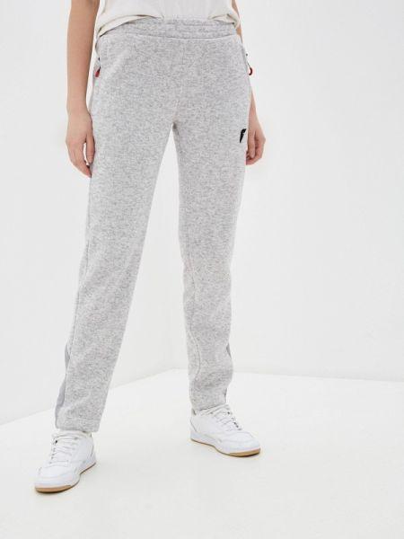 Спортивные серые спортивные брюки Forward