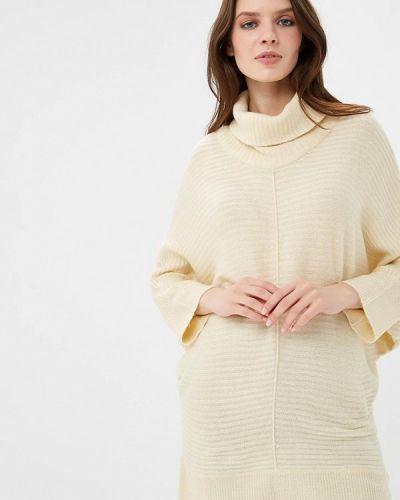 Платье осеннее бежевое Jacqueline De Yong