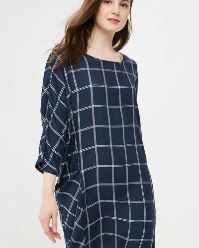 Платье синее Vis-a-vis