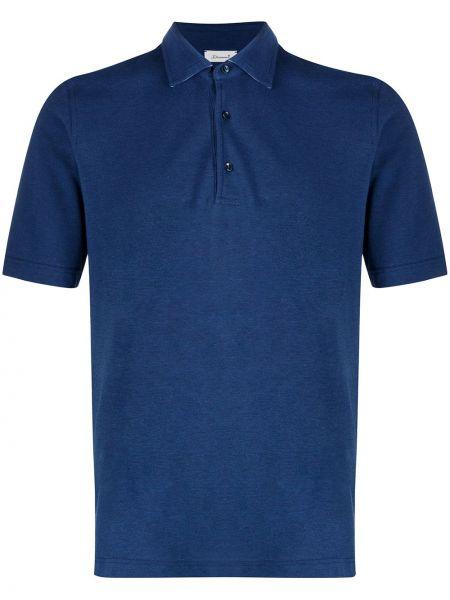 Koszula krótkie z krótkim rękawem klasyczna z kołnierzem Doriani Cashmere
