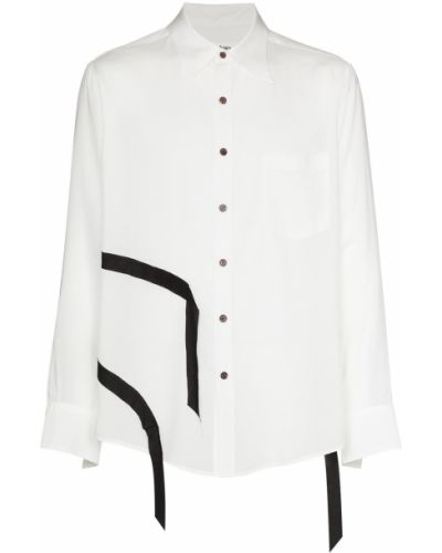 Biała koszula Sulvam