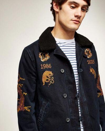 Джинсовая куртка Topman