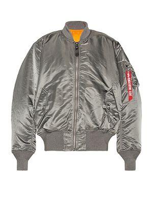 Куртка MA-1 с подкладкой Alpha Industries