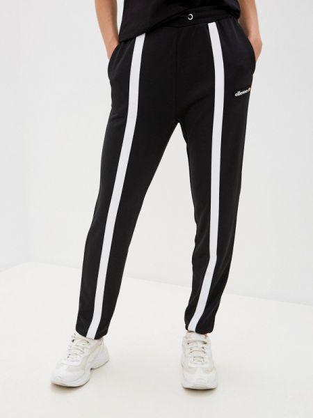 Спортивные черные спортивные брюки Ellesse