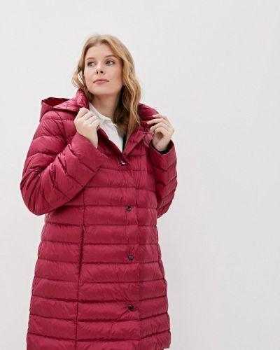 Зимняя куртка осенняя бордовый Persona By Marina Rinaldi