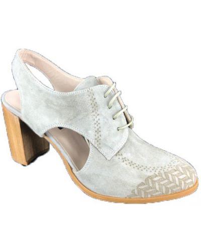 Szare sandały Zinda