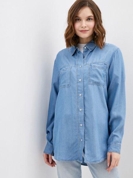 Джинсовая рубашка с запахом Ovs