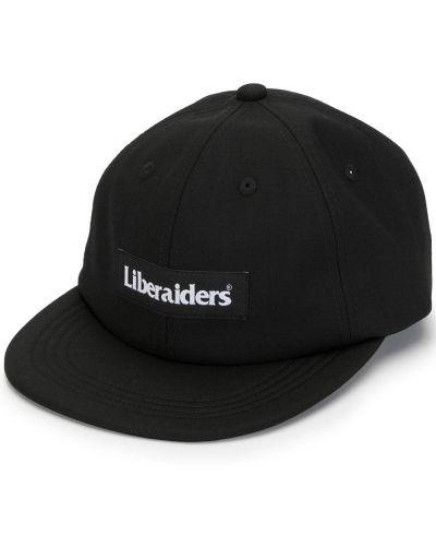 Czapka z logo czarny Liberaiders