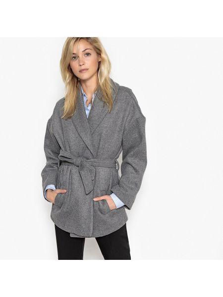 Пальто зимнее пальто-халат La Redoute Collections