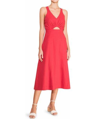 Льняное платье Parker
