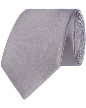 Krawat z jedwabiu Monti