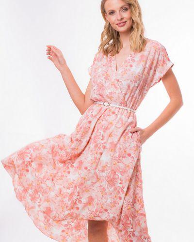 Платье розовое Argent
