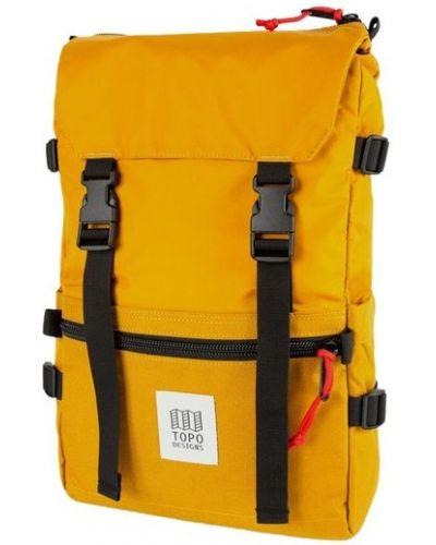 Żółty plecak Topo Designs