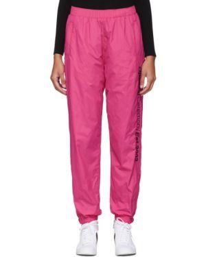 Спортивные брюки розовый с подкладкой Opening Ceremony