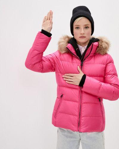 Розовая куртка Calvin Klein