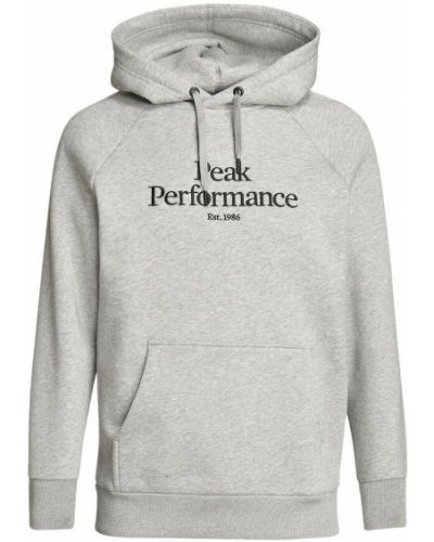 Szara bluza Peak Performance