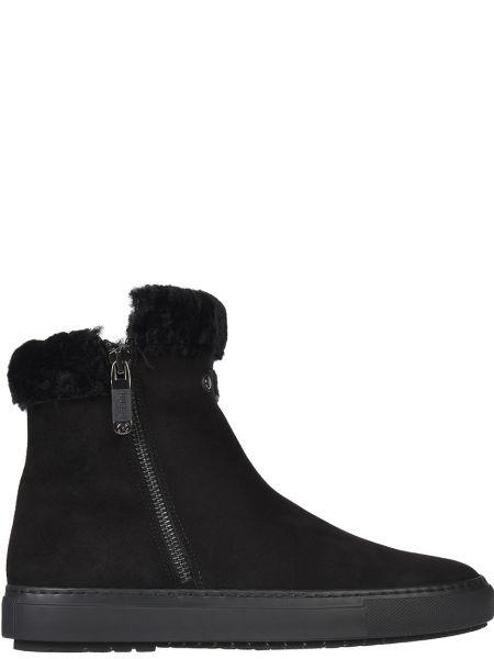 Черные ботинки Baldinini