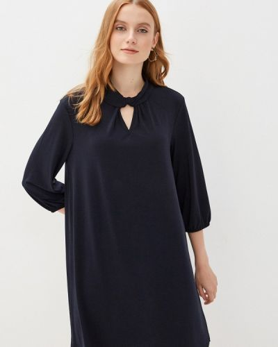 Платье - синее Sela